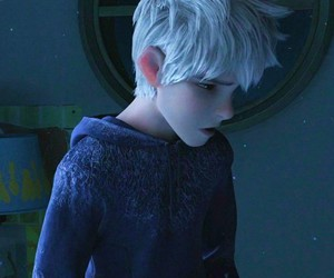 jack frost and snow image