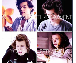 Harry Styles, one direction, and you & i image
