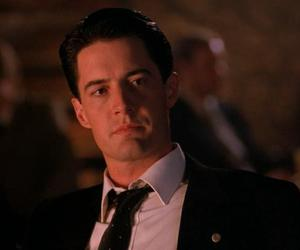 90s, agent cooper, and Coop image