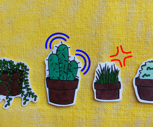 plants and tumblr image