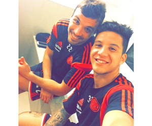 argentina, river plate, and driussi image