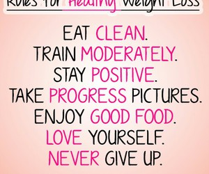 fitness, healthy, and weight loss image
