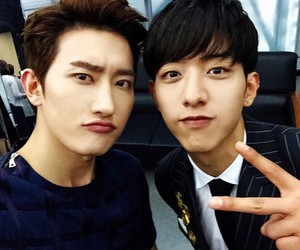 cnblue, zhoumi, and super junior image