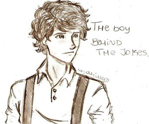 leo valdez, percy jackson, and heroes of olympus image