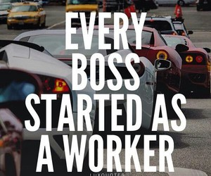 boss and quote image