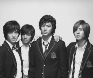 F4, Boys Over Flowers, and boys before flowers image