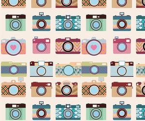 wallpaper and camera image