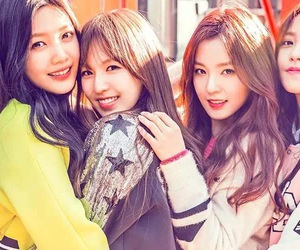 red velvet, wendy, and joy image