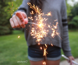 tumblr, summer, and fireworks image