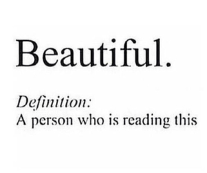 beautiful, quotes, and definition image