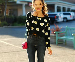 jeans, outfit, and clothes image