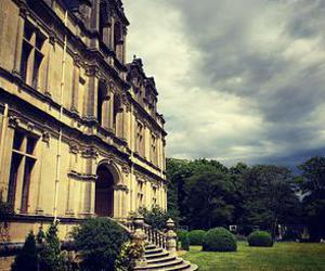 chateau, france, and mansion image