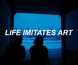 art, life, and grunge image