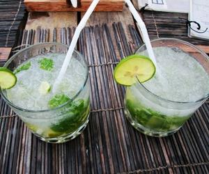 pics, tumblr, and lemon drink image
