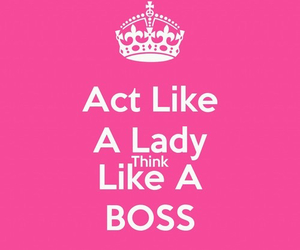 boss and lady image