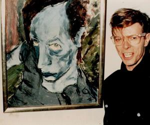 david bowie, art, and bowie image