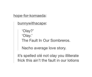 funny and fault in our stars image