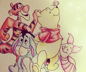 disney, piglet, and pooh image