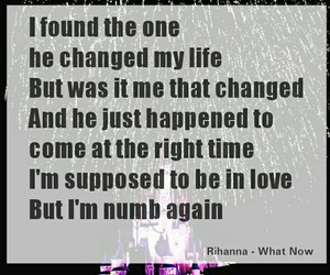 quotes, rihanna, and lovequotes image