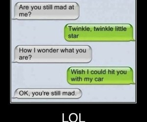 funny, lol, and mad image