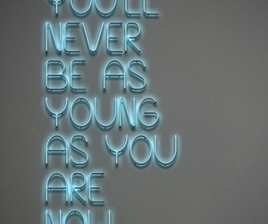 quotes, young, and light image