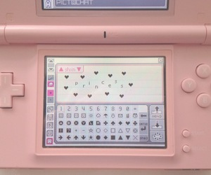 pink, princess, and pastel image