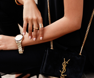accesories, black, and girl image