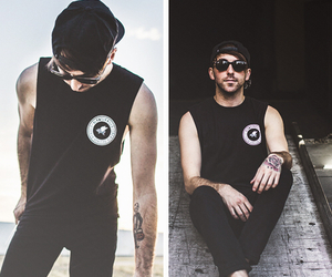 alex gaskarth and all time low image