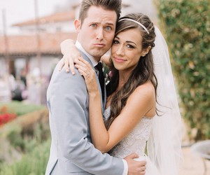 wedding, colleen ballinger, and love image