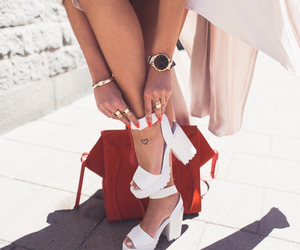 fashion, glamour, and heels image