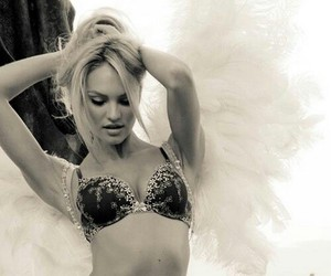 beauty, Victoria's Secret, and wings image