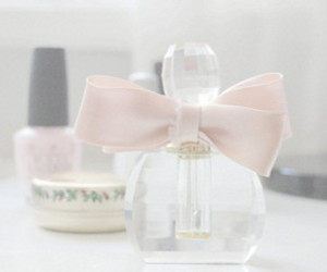 perfume, pink, and pastel image