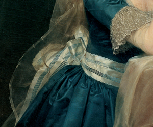 detail, paint, and fashion image