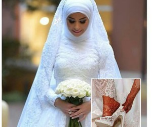 hijab and marriage image