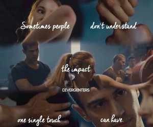 divergent, four, and like image