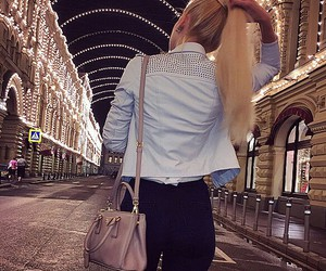 fashion, jeans, and luxury image