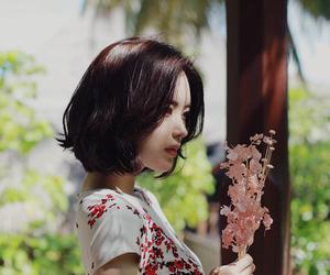 asian girl, beautiful, and girl image