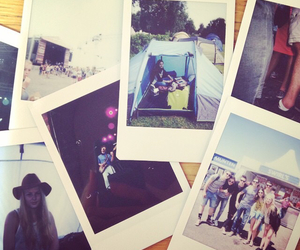 camping, concert, and cool image