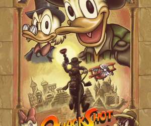 donald duck, funny, and goofy image