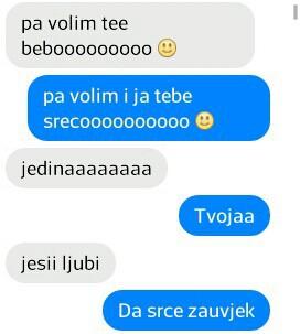 Volim te poruke