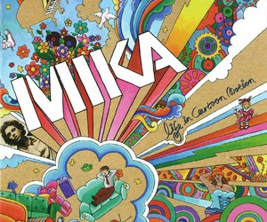 mika, music, and life in cartoon motion image