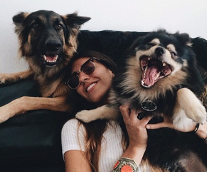 bff, dogs, and fashion image