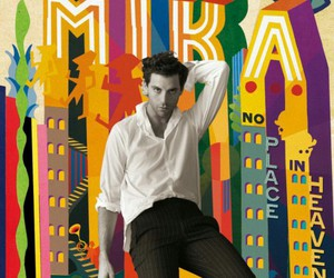 mika and no place in heaven image