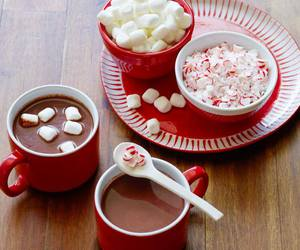 food, marshmallow, and breakfast image