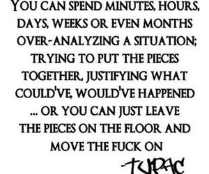2pac, move on, and quote image