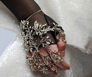 hand, jewelry, and bracelet image