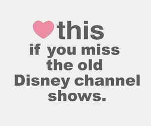 disney, heart, and disney channel image