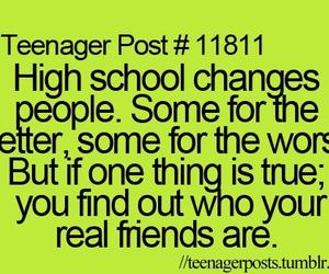 high school and teen image