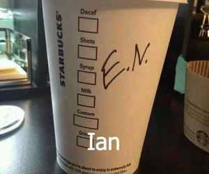 funny, fail, and starbucks image