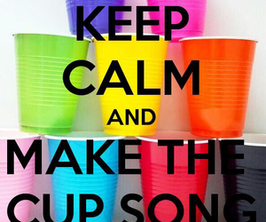 cup song image